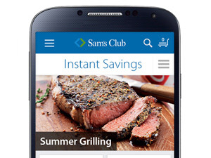 Instant Savings Mobile