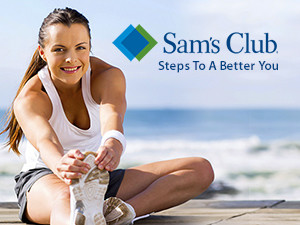 Sam's Club – Steps To A Better You